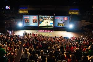 The Curb Event Center Belmont University