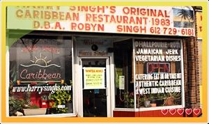 Harry Singh's Original Caribbean Restaurant