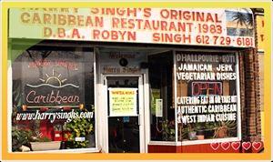 Harry Singh's Original Caribbean Restaurant