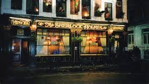 221B Baker St. Pub & Grill