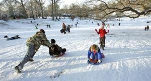 Powhatan's Hill Park