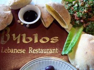 Byblos Lebanese Restaurant & Hookha Lounge