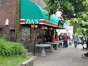 Zia's On The Hill