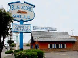 Blue Adobe Santa Fe Grille