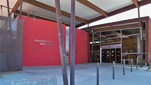Quincie Douglas Branch Library
