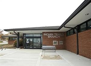 St Louis Public Library - Indian Trails Branch