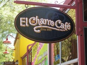 El Charro Cafe El Mercado