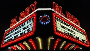 The El Rey Theater