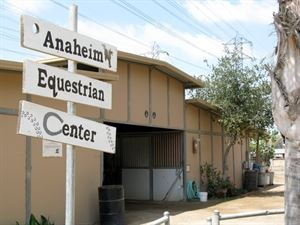 Anaheim Equestrian Center