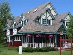 Crystal Dreams Bed & Breakfast And Spa