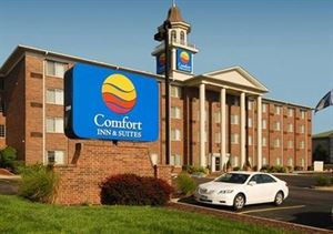 Comfort Inn & Suites Overland Park - Kansas City South