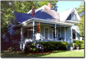 Green Gables Bed And Breakfast