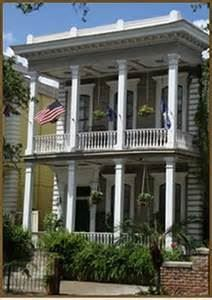 Antebellum Guest House New Orleans