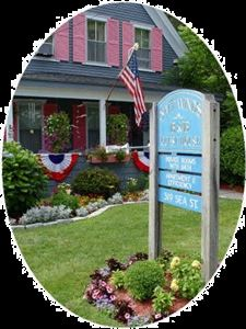 Saltwinds Bed & Breakfast & Guest House