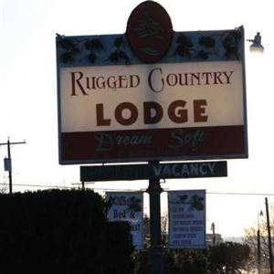 Rugged Country Lodge