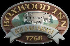 The Boxwood Inn