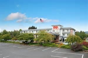 Shilo Inn Suites - Newberg Oregon