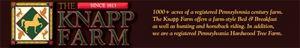 Knapping Knapp Farm Inc