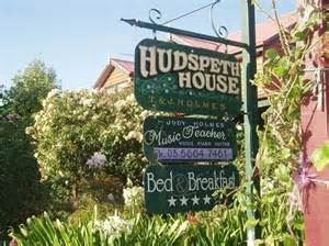 Hudspeth House Bed & Breakfast