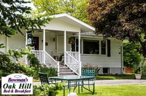 Bowman's Oak Hill Bed And  Breakfast