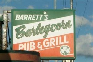 Barrett's Barleycorn Pub & Grill