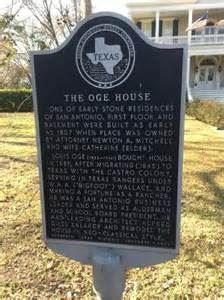 The Oge House on the River Walk