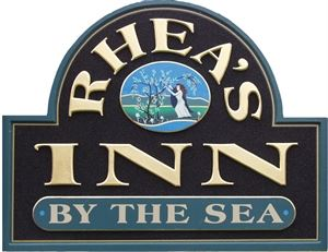 Rhea`s Inn by the Sea