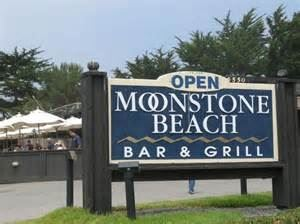 The Moonstone Beach Bar And Grill