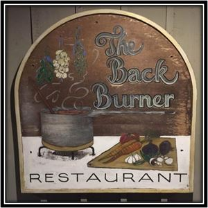 The Back Burner Restaurant & Bar