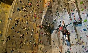 New Heights Rock Climbing Gym