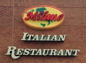 Café Milano An Italian Restaurant