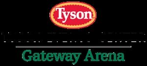 Tyson Event Center Gateway Arena