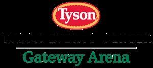 Tyson Event Center Gateway Arena